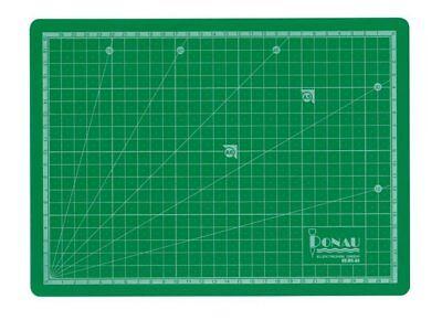Msa Matte (Donau MS-A4 Schneidematte selbstheilend grün A4 300 x 220 x 3 mm Neu)
