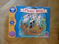 Orchard pirate ship puzzle - new