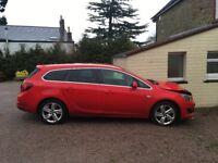 2013 Vauxhall Astra Sports Tourer (Astra J - Estate) *SPARES OR REPAIR*
