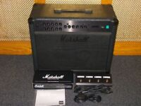 Marshall JVM215C 1x12 50w Combo in Stealth Black