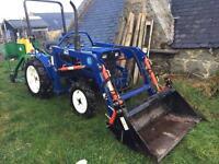 ISeki TX 1500 FD compact tractor