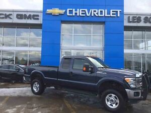 2013 Ford F-250 SUPER DUTY 4WD SUPERCAB 158'' WB