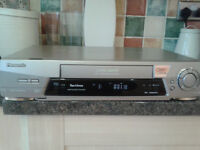 Panasonic NV-FJ710B Nicam Stereo Video Recorder