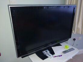JVC TV television 42inch (LT-42DP8BJ)