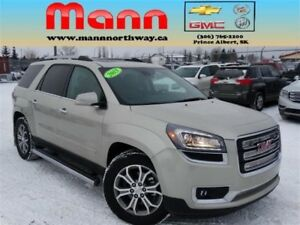 2015 GMC Acadia SLT   PST paid, AWD, Safety Package, Sunroof.