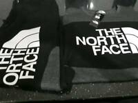 North face 2pc mens TRACKSUITS