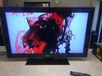 46 Inch Samsung lcd tv (slight faults)