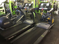 GYM EQUIPMENT Kettlebells, dumbells, spin bikes, treadmills, EVA foam mats, boxing pads and mitts