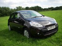 2009 59 RENAULT CLIO 1.2 EXTREME 3 DOOR LOW MILEAGE 51000 2 KEYS HPI CLEAR 11 MONTHS MOT CORSA AYGO