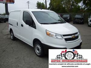 2015 Chevrolet City Express LS 4CYL BALLON OK EN MARCHE ACCIDENT