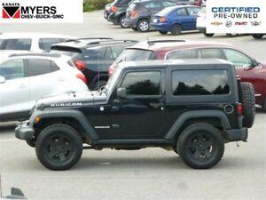 2011 Jeep Wrangler RUBICON HARD COVER TINTED WINDOWS RUSTPROOF
