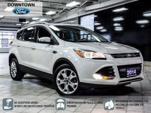 2014 Ford Escape Titanium, Navigation, Moonroof, Back up Camera