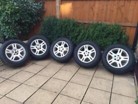 Range Rover, freelander, Land Rover Alloy Wheels