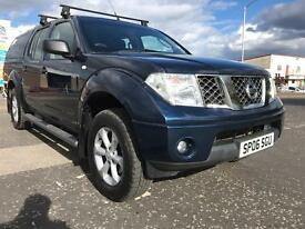 Nissan Navara excellent condition only 55000 miles NO VAT