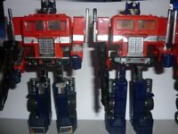 wanted TRANSFORMERS toys anything concidered