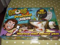 John Adams Children's Toys Gross Practical Jokes Toy Set - cash on collection from Gosport Hampshire