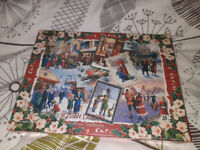 Marks and Spencer Christmas Traditions 1000 piece Jigsaw Puzzle - Factory Sealed