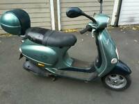 Piaggio vespa auto drive moped only 599