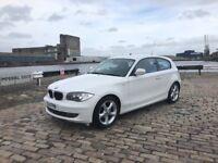 2011 BMW 1 Series 2.0 116i ES 3dr White
