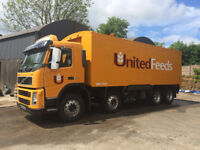 Part time/Relief HGV Class 2 Driver Wanted