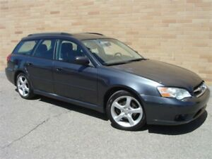 2007 Subaru Legacy Limited. All Wheel Drive! Automatic!