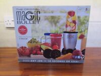The Original Magic Bullet Food Processor - Brand New