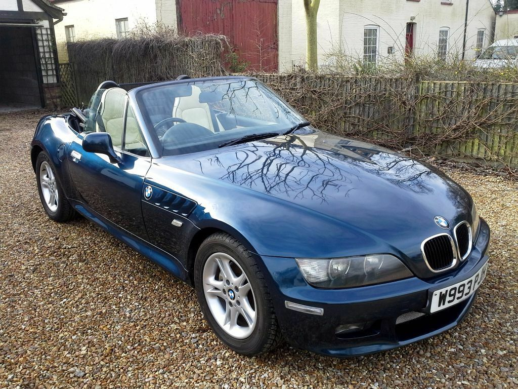 rare and appreciating bmw z3 2 0 in bedford bedfordshire gumtree. Black Bedroom Furniture Sets. Home Design Ideas