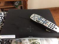 Sky box and new remote control