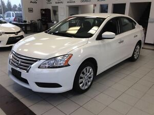 2014 Nissan Sentra 1.8 S AIR/CRUISE/BLUETOOTH