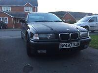 BMW E36 323i Coupé