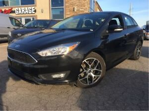 2016 Ford Focus SE CRUISE CONTROL MAGS & SPOILER