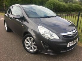 Vauxhall Corsa EcoFlex 1.3Cdti - £30 Tax - Immaculate Condition - Warranty