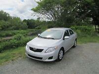 2010 Toyota Corolla CE..$143 Bi-Weekly Tax Incl.