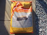 SIKA setting sand narrow joint filler buff colour