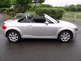2004 Audi TT 1.8 T Roadster 2dr CONVERTIBLE PERFECT FOR SUMMER