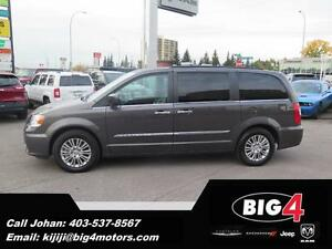 2015 Chrysler Town & Country Touring-L, Rear DVD, Sunroof