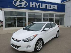 2013 Hyundai Elantra Limited w/Navigation
