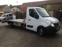 2015 RENAULT MASTER RECOVERY TRUCK BEAVER TAIL VERY LOW MILEAGE NO VAT