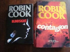 Robin Cook Books