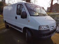 CITROEN RELAY 2.2 HDI MWB ~ ONLY 72K SAME AS BOXER & DUCATO