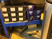 Cheshunt Hydroponics Store - used 600w digital ballasts for grow lights