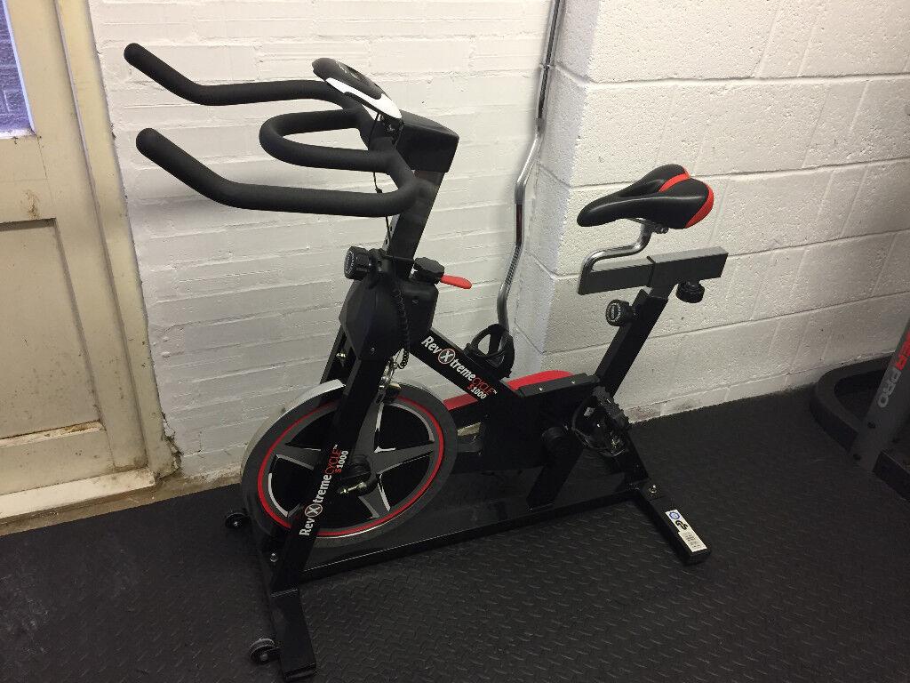 RevXtreme™ Aerobic Indoor Bike S1000