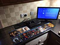 PS3 + Blu Rays