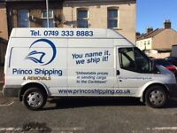 FROM £20 P/Hr MAN & VAN REMOVAL SERVICE