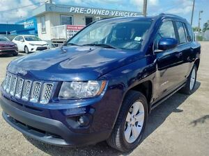 2015 Jeep Compass High Altitude - Loaded