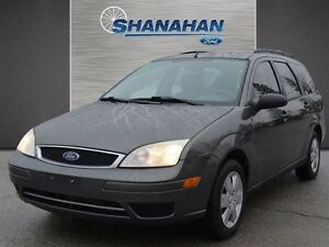 2006 Ford Focus SE - WAGON TIME! AS IS!!!