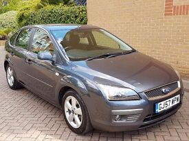 FORD FOCUS 1.6 AUTOMATIC ZETEC CLIMATE 2007, MOT SEPT 17, FSH, LOOKS/DRIVES WELL, PX TO CLEAR, LOOK