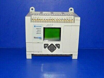 Allen Bradley 1763-l16awa Series B Micrologix 1100 Controller