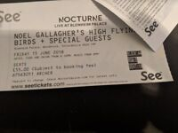 Noel Gallagher's High Flying Birds Tickets