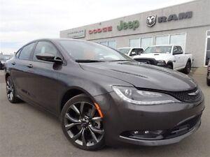 2015 Chrysler 200 S--All Wheel Drive-Bluetooth--
